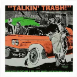 VA. TALKIN' TRASH LP - SUPERB R&B EARLY SOUL COMPILATION  (1954 -1963) ♪♪HEAR♪♪